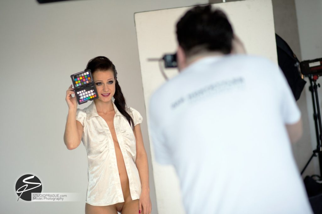 Behind The Scenes Impressions - Glamour Model Productions & Nude Photography Workshops - Studio Lighting ESL - 003