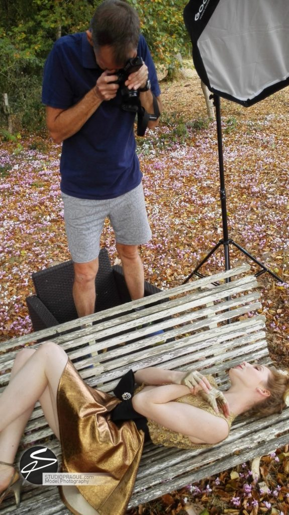 Behind The Scenes Impressions - Model Productions & Nude Photography Workshops - Dan Hostettler - 093