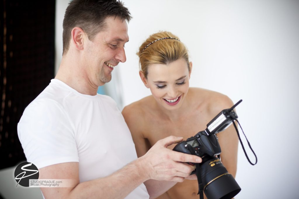 Behind The Scenes Impressions - Model Productions & Nude Photography Workshops - Dan Hostettler - 107