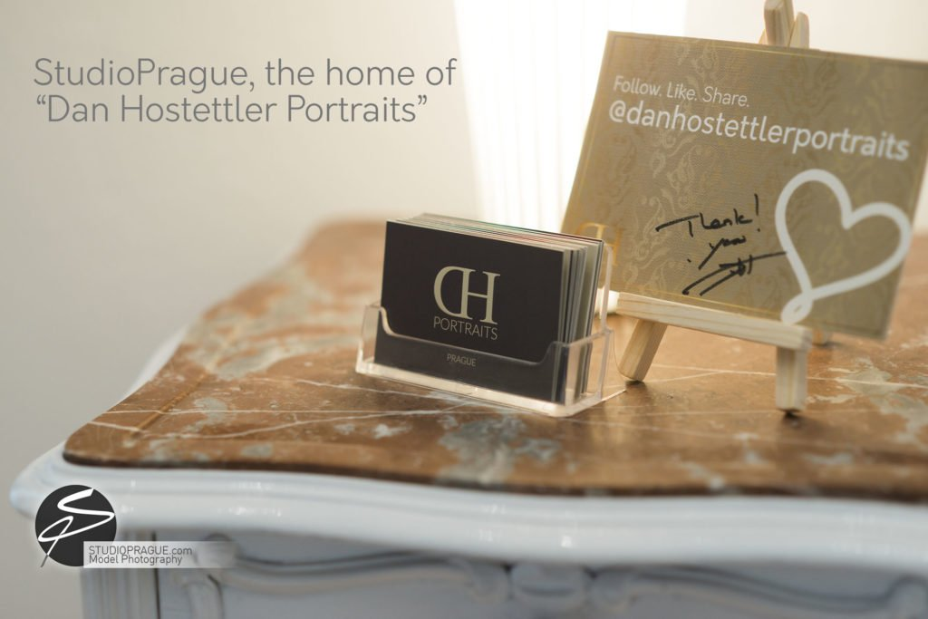 Photo Studio Rental - StudioPrague by Dan Hostettler - Photo Model Productions in Czech Republic