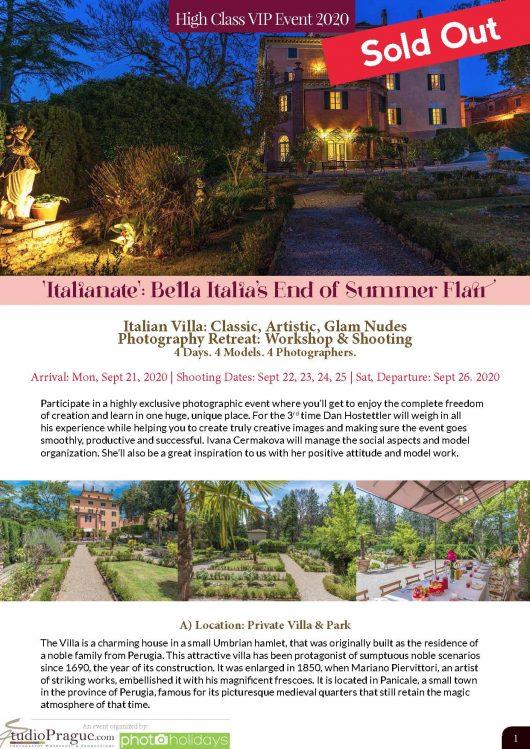Italian-Villa-End-Of-Summer-Flair-Artistic-Nudes-Photography-Workshop-Shooting-September-2020-StudioPrague & Dan Hostettler