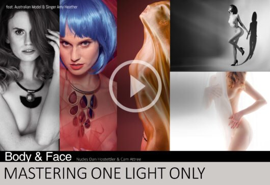Nude Photography - Mastering-One-Light---Nude-Photography-with-Amy-Heather-& Dan Hostettler Photography, StudioPrague