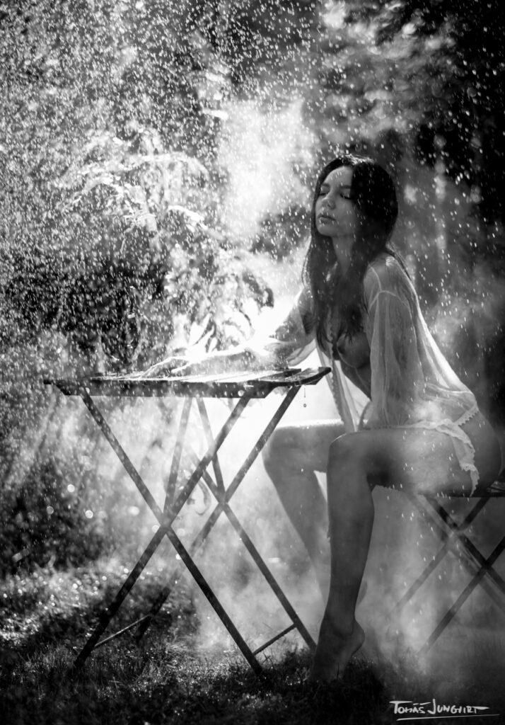 Expressive B&W Nudes by Tomas Jungvirt Photography & StudioPrague, Dan Hostettler